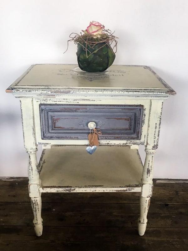 Schöne shabby-chic-Möbel vom Shabby-Egge